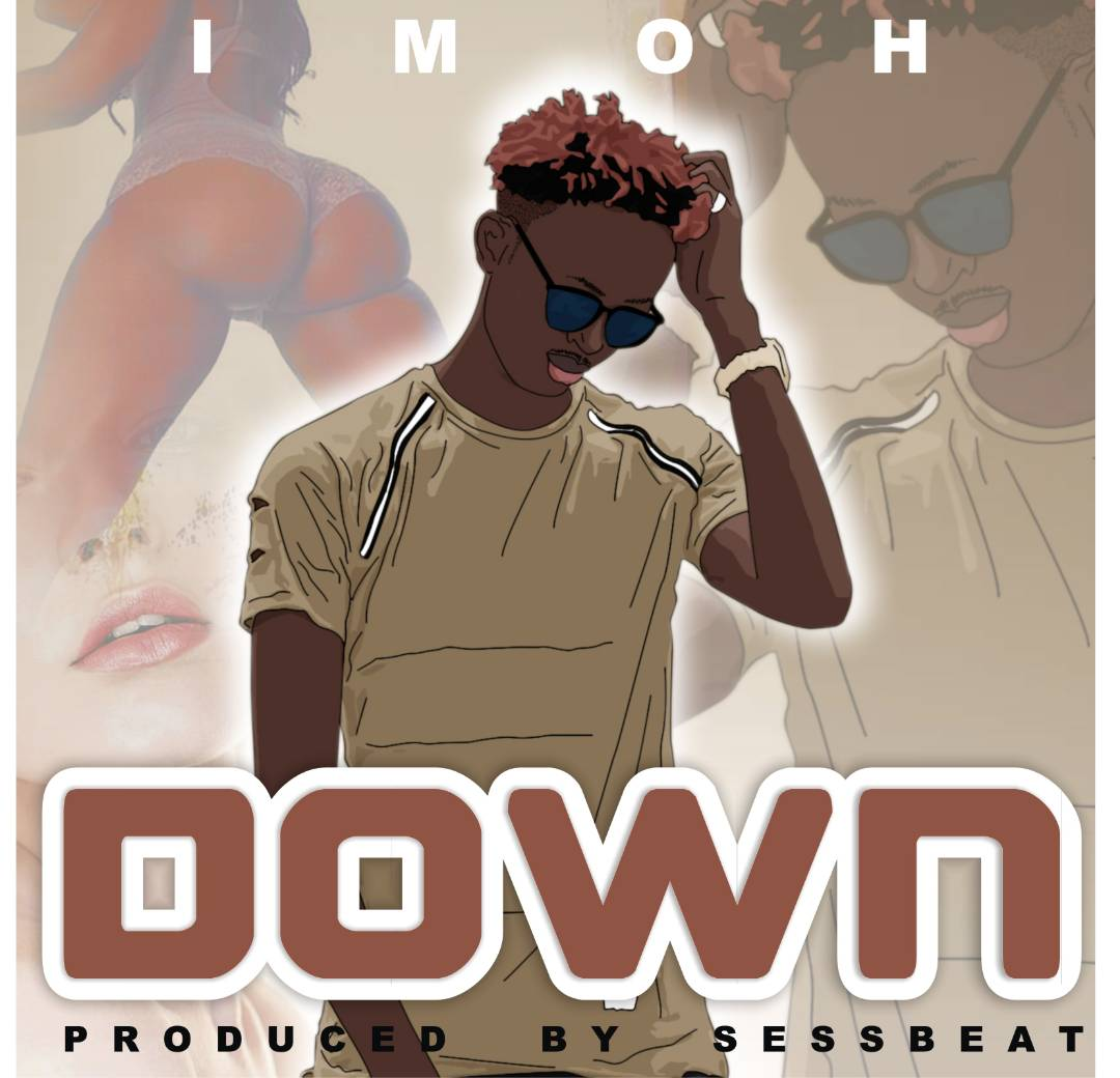 Imoh – Hold Me Down (prod. Sess)