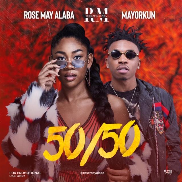VIDEO: Rose May Alaba ft. Mayorkun – 50/50