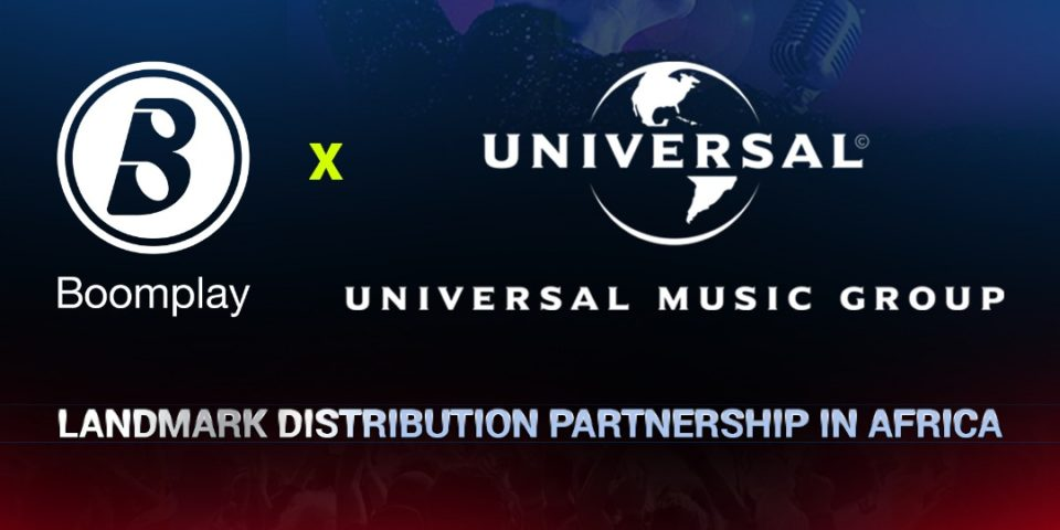 Boomplay And Universal Music Group Announce Landmark Distribution Partnership In Africa