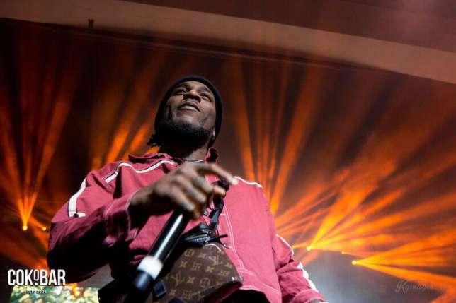 #BURNALIVE: #OluwaBurna Announces Date For Headline Concert In Lagos