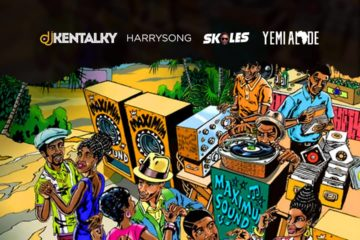 DJ Kentalky ft. Harrysong, Skales, Yemi Alade – Looking For Me