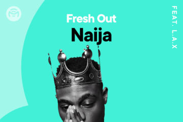 "King Rasaki graces popular ""Fresh Out Naija"" Playlist on Mino Music"