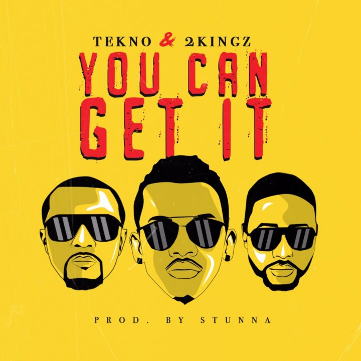 VIDEO: Tekno x 2Kingz - You Can Get It