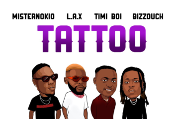 Rasaki Records Presents: Misternokio x L.A.X x Timi Boi x Bizzouch – TATTOO