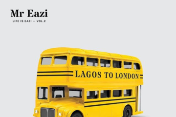 2Baba, Simi, BurnaBoy On Mr Eazi's 'Lagos To London' Mixtape, Tracklist Released!