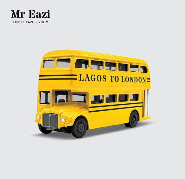 2Baba, Simi, BurnaBoy To Feature In Mr Eazi's Lagos To London, Tracklist Released!