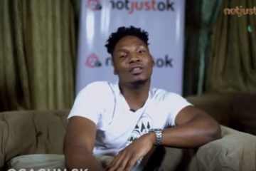 NotjustOk TV: Pasuma's Protege – Ogagun SK Talks Music, Growing Up, Challenges + More