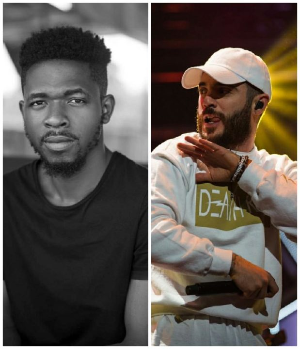 Johnny Drille To Open For Jon Bellion IF He Brings Tour To Nigeria
