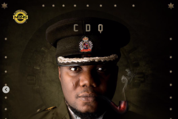 CDQ Shares Artwork And Tracklist For Forthcoming Album