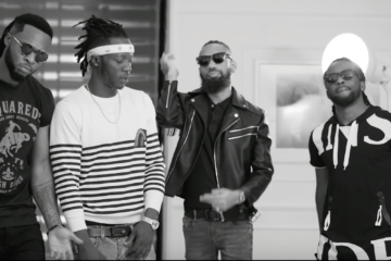 VIDEO: DJ Derekz – By My Side ft. Flavour & Phyno