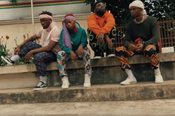 VIDEO: Patoranking – Everyday (Official Dance Video)