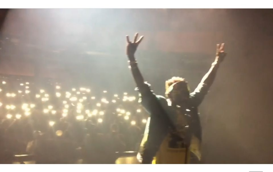 #ReignConcert: Shatta Wale Shuts Down 'Indigo at the O2
