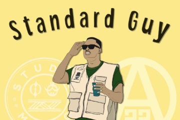 "Ajebutter22 & Studio Magic Team Up on ""Standard Guy"""
