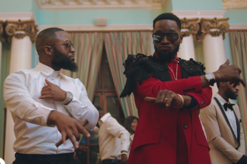 VIDEO: D'Banj – Something For Something ft. Cassper Nyovest