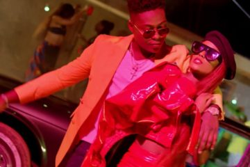 VIDEO: Vanessa Mdee ft. Reekado Banks – Bambino