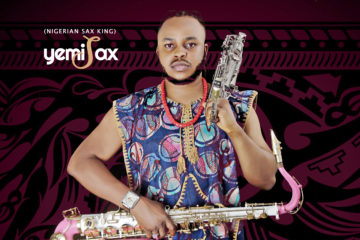 "Yemi Sax – Soco + Owambe | ""Afrobeat Sax"" Album Out Now"