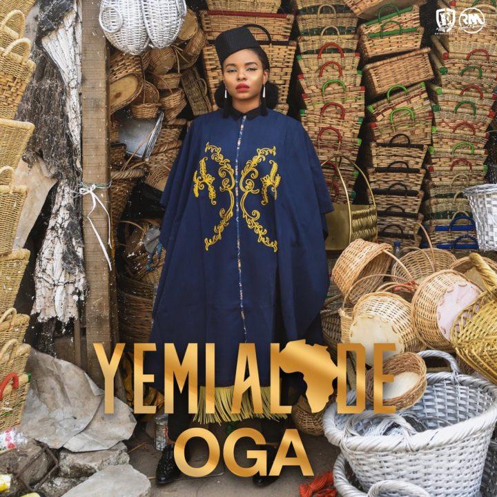 Yemi Alade – Oga (Lyric Video)