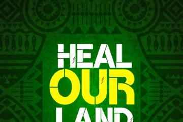 Benita Okojie x Olukemi Odutola x Elizabeth Arinde – Heal Our Land