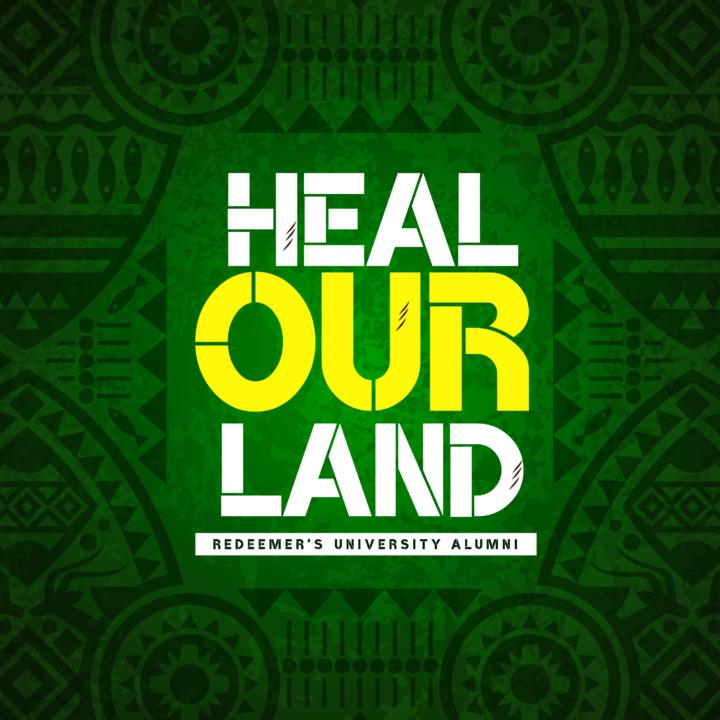 Benita Okojie x Olukemi Odutola x Elizabeth Arinde - Heal Our Land