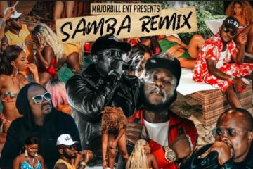 Freddy Poundz ft. Gabu – Samba (Remix)