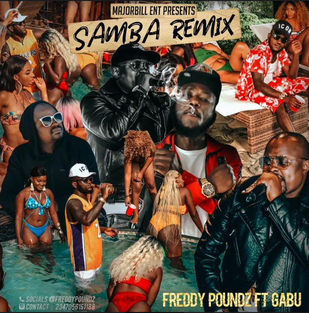 Freddy Poundz ft. Gabu – Samba (Remix)