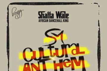 Shatta Wale – SM Cultural Anthem