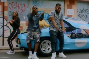 VIDEO: Stonebwoy ft. Cassper Nyovest – Wame