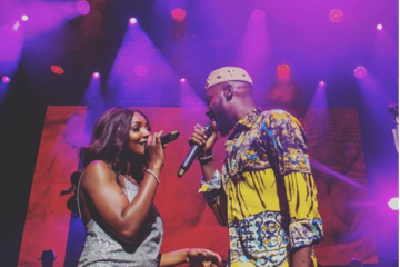 It's Official! Simi & Adekunle Gold Tie The Knot To Forever