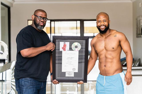 Cassper Nyovest's 'Sweet and Short' Album Goes Platinum 1 Day After Release