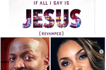 Dunsin Oyekan feat. Tasha Page-Lockhart – If All I Say Is Jesus
