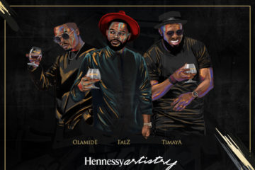 Hennessy Artistry: The Finale Concert Ticket Give Away Winners