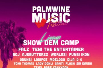 "The ""Palmwine Music Fest 2"": All You Need To Know + Performing Acts"