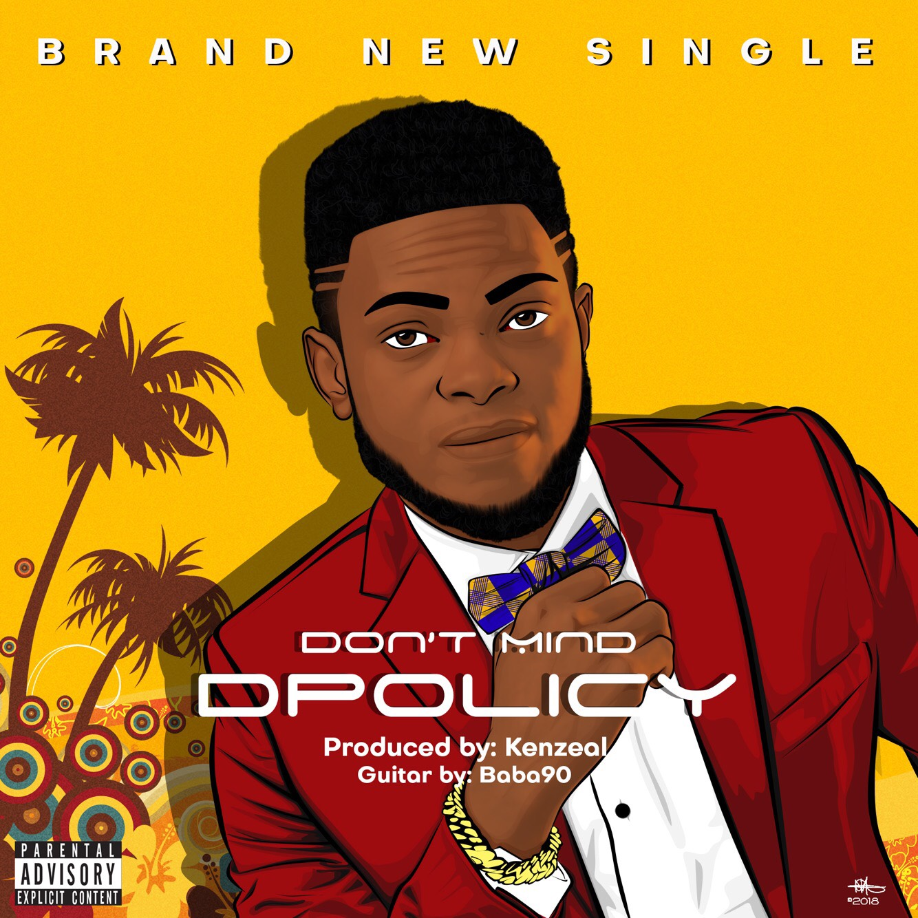 D.Policy – Don't Mind