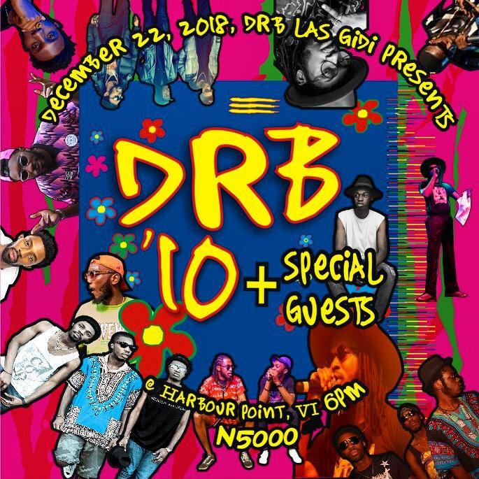 Lagos Cool Kids Band Together For The Upcoming DRB '10 Experience