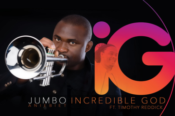"Jumbo – ""Incredible God"" ft. Grammy Nominated Artist, Timothy Reddick"