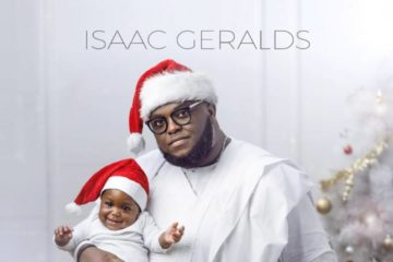 Isaac Geralds Gifts us 'This Christmas EP'