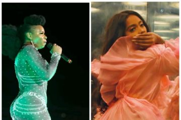 """Stop Increasing Your Ynash In Your Pictures..."" Yemi Alade Takes Shot & Tiwa Allegedly Caught It"