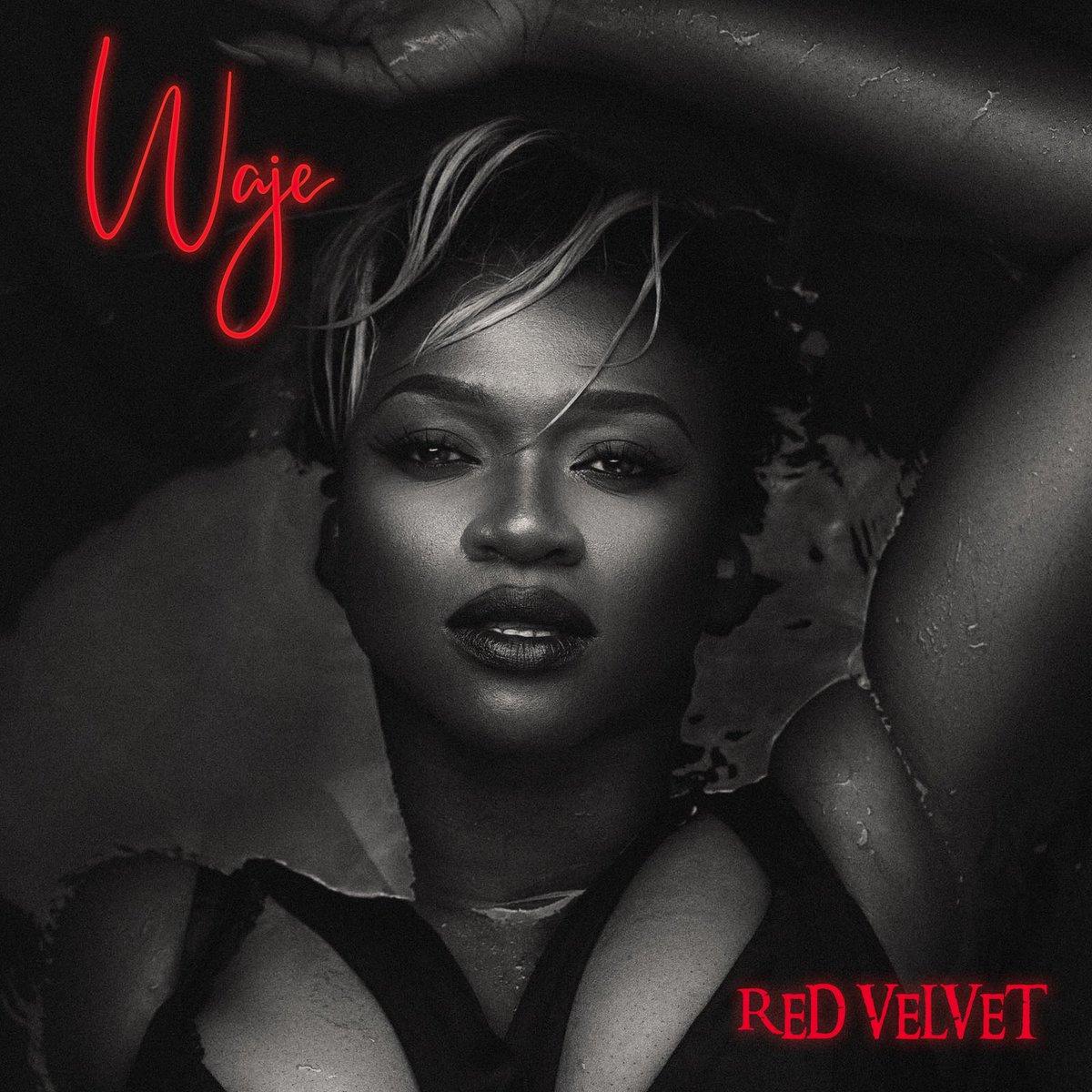 Waje Releases The 'Red Velvet' Album | LISTEN