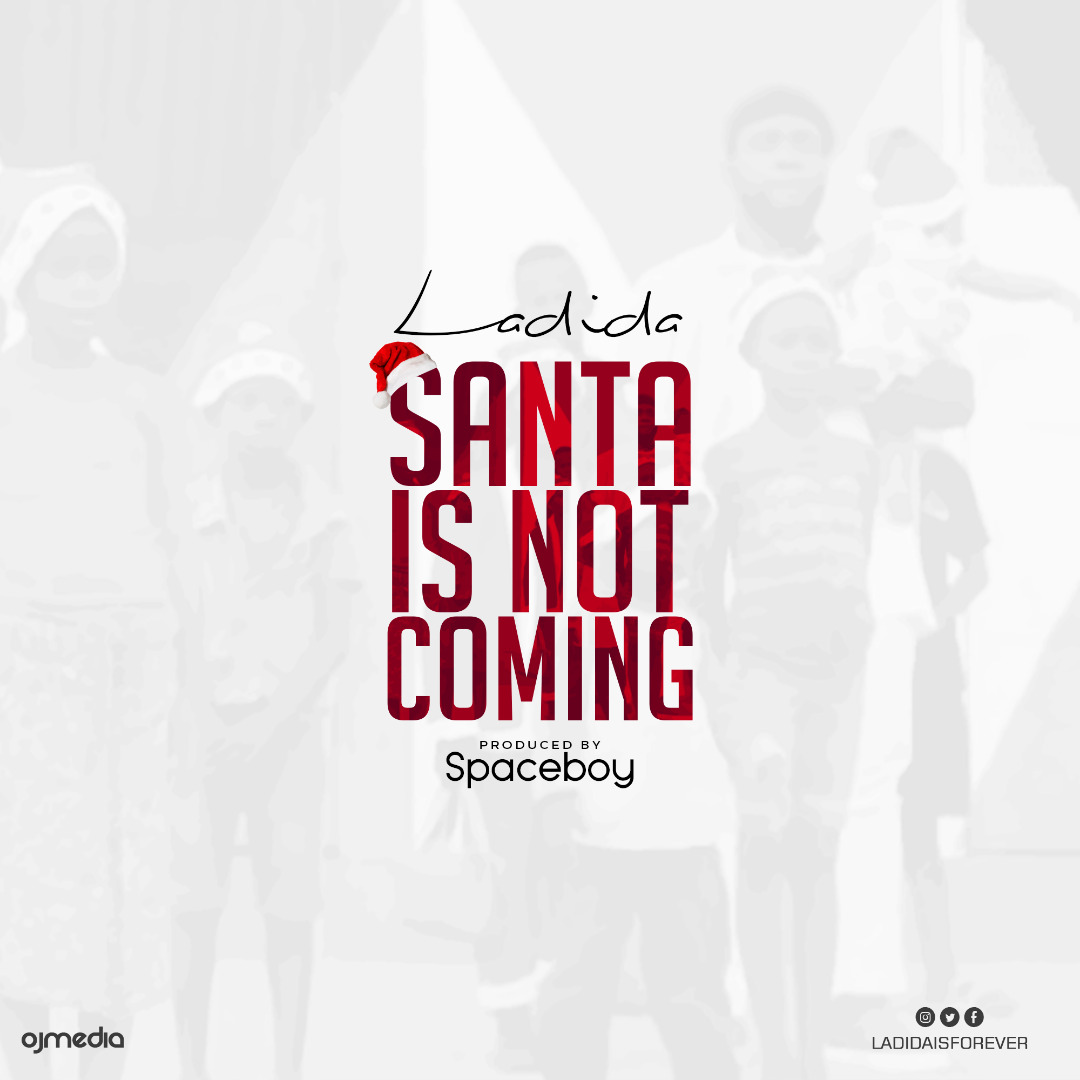 VIDEO: Ladida – Santa Is Not Coming