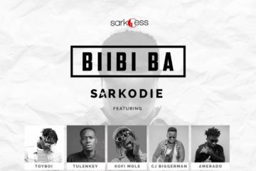 Sarkodie ft. Toyboi, Tulenkey, Kofi Mole, Frequency, Yeyo, Lyrical JoelJ, Amerado, 2fyngers, Obkay and CJ Biggerman – BiiBi Ba