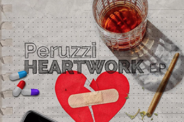 "Peruzzi Shares Tracklist For His Debut EP ""Heartwork""; Features Davido, Burna Boy, Popcaan & More"