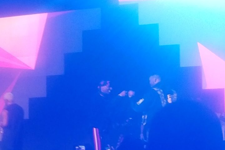 Wizkid Surprised FansAsHe Shows Up For Olamide At OLIC 5| Watch