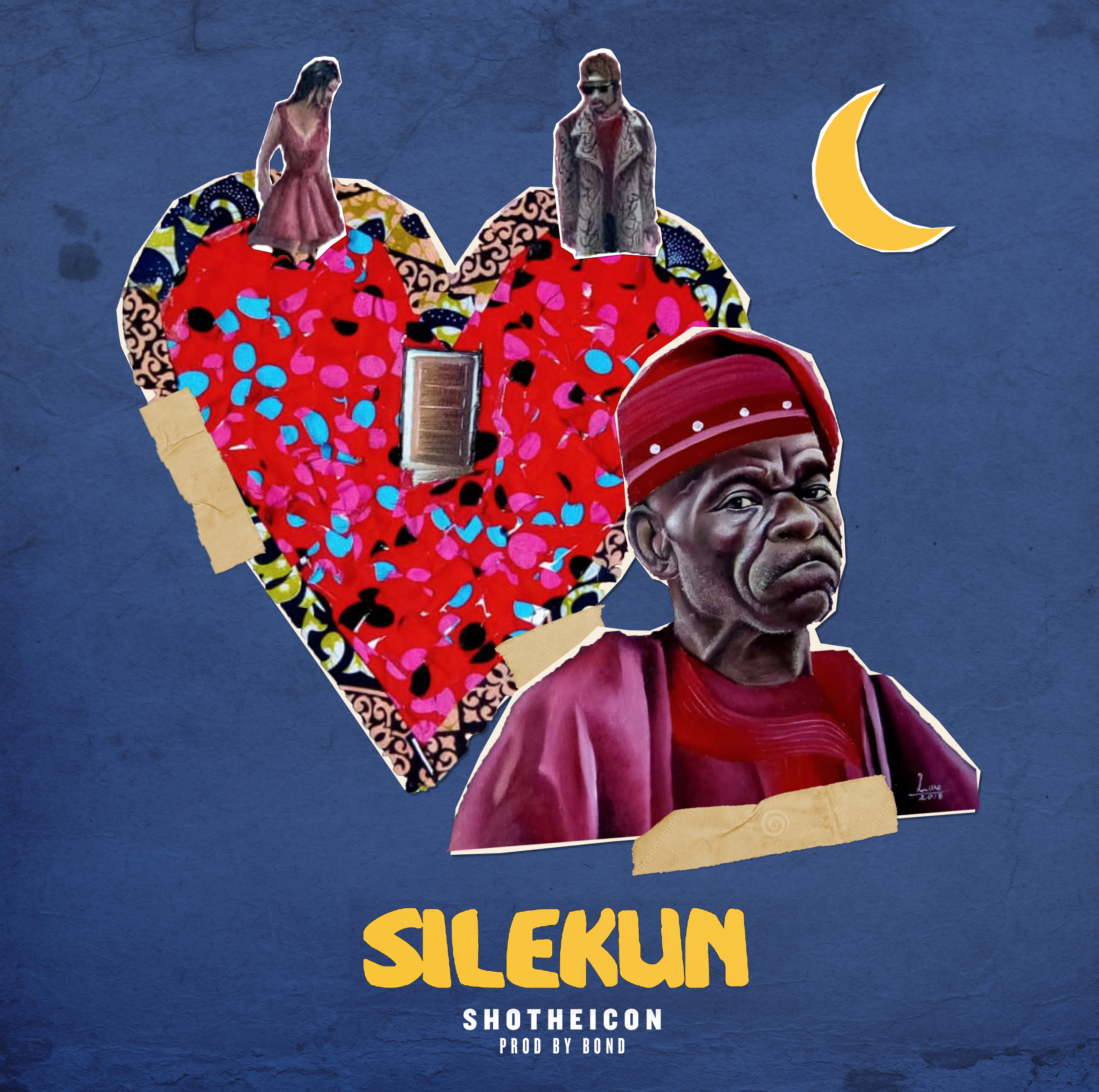 Sho The icon – Silekun