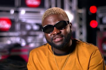 VIDEO: Skales Sings Joy To The World  For Coke Studio Africa Christmas Playlist