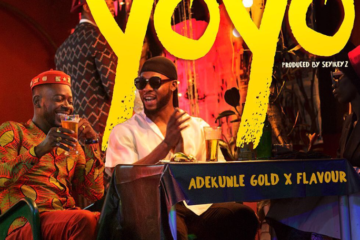 VIDEO: Adekunle Gold – Yoyo ft. Flavour