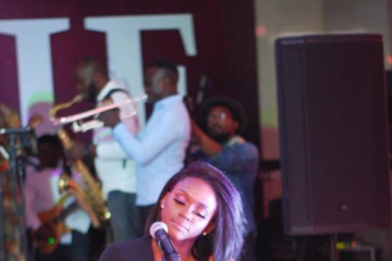 "Waje's ""Red Velvet"" Album Listening Party Was A Night Of Good Music, Heart Baring Convos & Sisterhood"