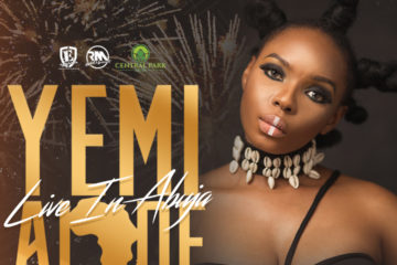 "Yemi Alade – To Rock Abuja on the 31st of December with ""Afrikan Fest"" Concert & Fireworks"