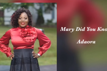 Adaora – Mary Did You Know (Cover)