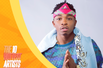 The 10 Hottest Artists In Nigeria #TheList2018: #10 – Mayorkun