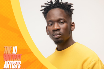 The 10 Hottest Artists In Nigeria #TheList2018: #9 – Mr Eazi